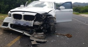 Tractor vs car leaves one injured