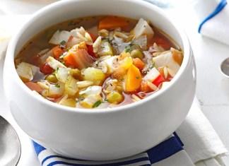 Turkey and vegetable stew