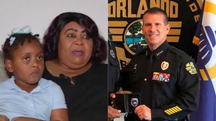 US officer arrests 6-year-old girl