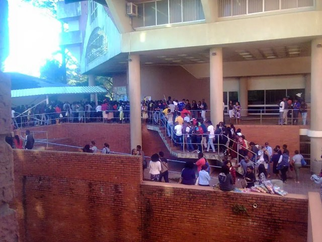 UniZulu students demand security after shooting