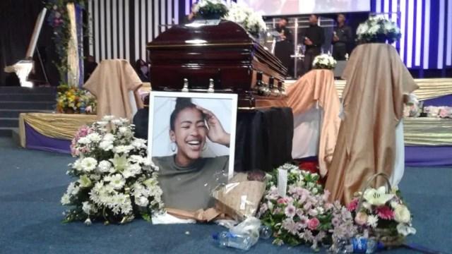Uyinene Mrwetyana Funeral 5