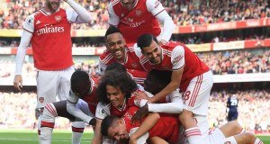 Arsenal 1 - 0 AFC Bournemouth