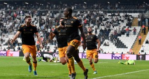 Besiktas 0- 1 Wolves