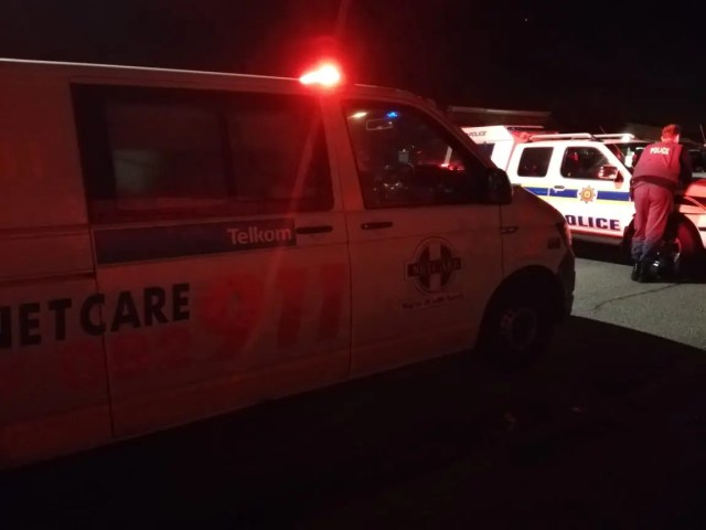 Bethelsdorp shooting