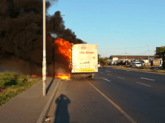Buses set alight in CT
