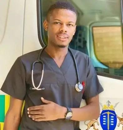 Handsome SA doctor