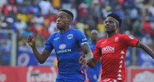 Highlands Park 0 - 1 SuperSport United