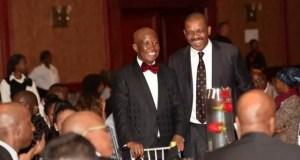 Julius Malema and Dali Mpofu