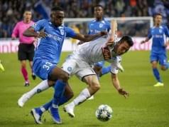 KRC Genk 0 - 0 Napoli