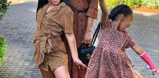 LeAnne Dlamini's daughter