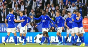 Leicester City 2 - 1 Burnley