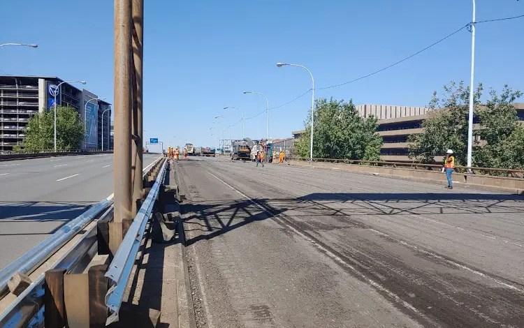 M2 highway reopens