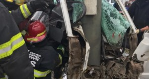 Multiple people injured in Midrand taxi crash