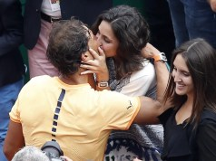 Rafael Nadal married his partner of 14 years, Xisca Perello