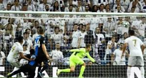 Real Madrid 2 - 2 Club Bruges