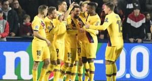 Slavia Prague 1 - 2 Barcelona