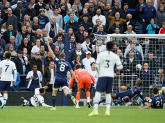 Tottenham Hotspur 1 - 1 Watford