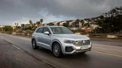 Photo of R badged Volkswagen Touareg set for return as PHEV