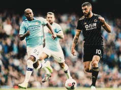 Wolves 2 - 0 Manchester City