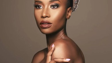 Photo of Zozibini Tunzi on mission to break beauty stereotypes