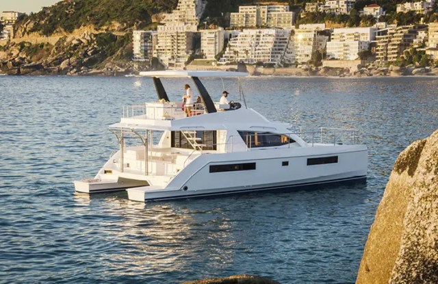 boating industry in South Africa