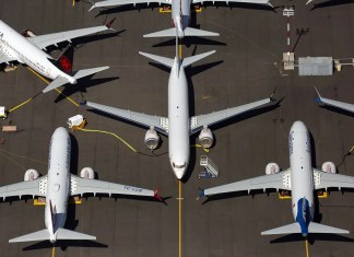 Planes Grounded