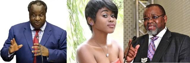 Tito Mboweni & Gwede Mantashe involved in a love triangle