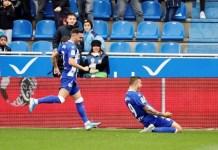 Alavés 3 - 0 Valladolid
