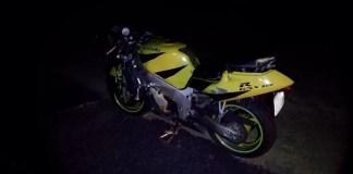R59 bike crash