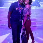 Bonang Matheba and Dj Euphonik