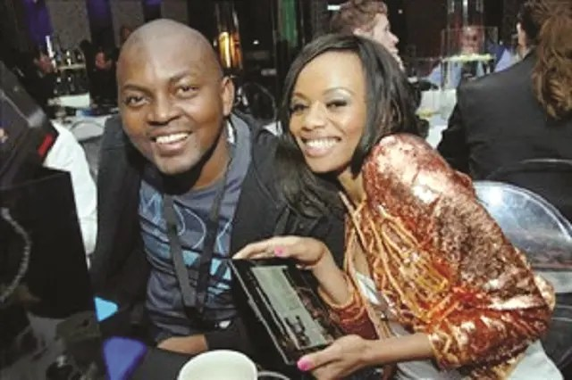Sonia and Lesley Sedibe