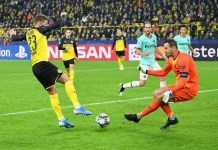 Borussia Dortmund 3 - 2 Inter Milan