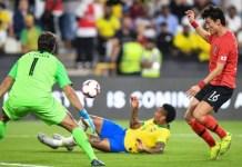 Brazil 3-0 South Korea