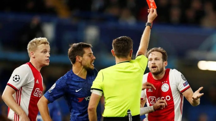 Chelsea vs Ajax 4-4