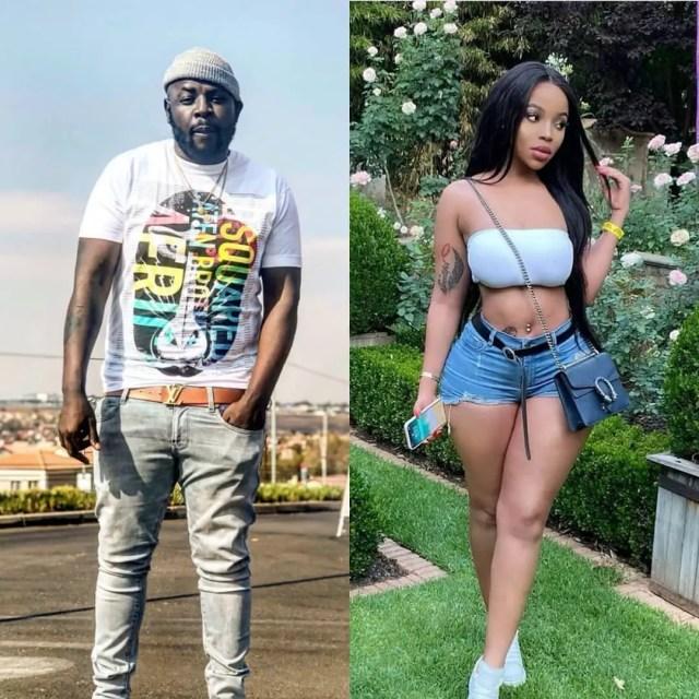 DJ Maphorisa & Faith Nketsi