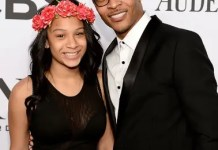 Deyjah Harris and T.I