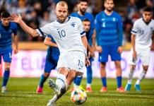 Finland 3 - 0 Liechtenstein