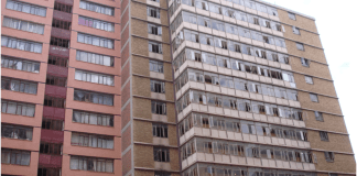 Hillbrow buildings