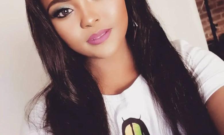 Rhythm City Etv actress Itumeleng Bokaba aka Mampho stuns