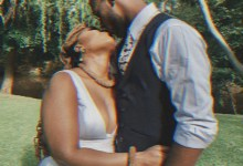 Photo of Lady Zamar pulls a shocker with a secret Wedding, weds her new Bae – Pictures