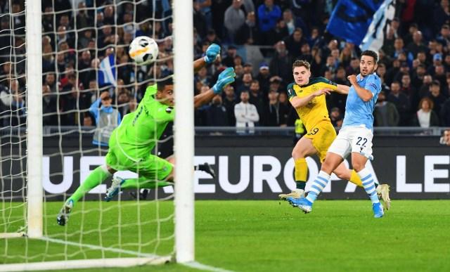 Lazio 1-2 Celtic #UEL