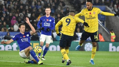 Photo of Leicester City 2 – 0 Arsenal