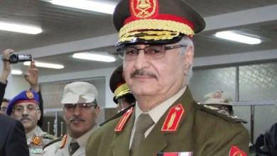 Photo of US court issues arrest warrant for Libyan war lord Khalifa Haftar