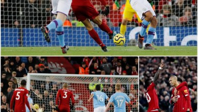 Photo of HT: Liverpool 2 – 0 Manchester City
