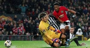 Manchester United 3-0 Partizan Belgrade