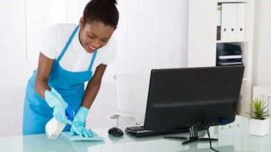 Photo of Office Cleaners wanted immediately: Salary R5 400 per month