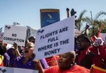 SAA strikers