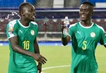 Senegal 4 - 1 eSwatini
