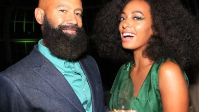 Photo of Solange Knowles and husband Alan Ferguson separate after 5 years of marriage