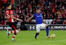 Southampton 2 - 1 Everton